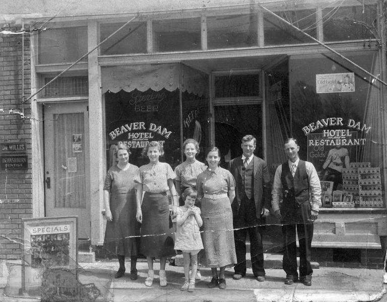 Beaver Dam (KY) United States  city photos gallery : bremerhaven germany 1952 1954 beaver dam kentucky 1954 1955 beaver